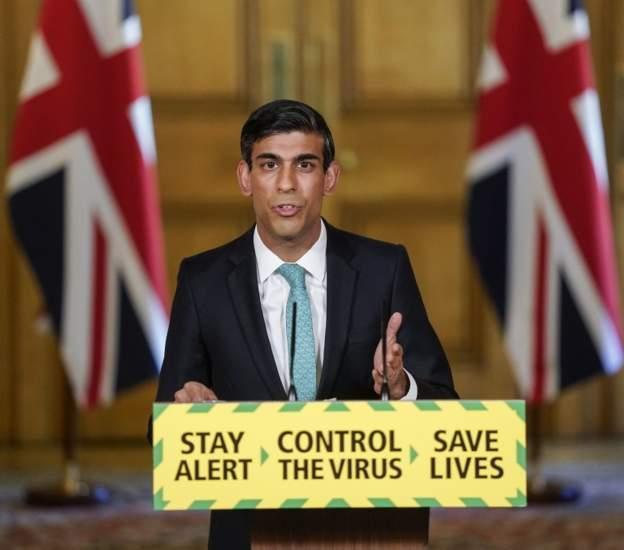 """英国政府调整""""强制休假""""计划 十月底正式结束"""