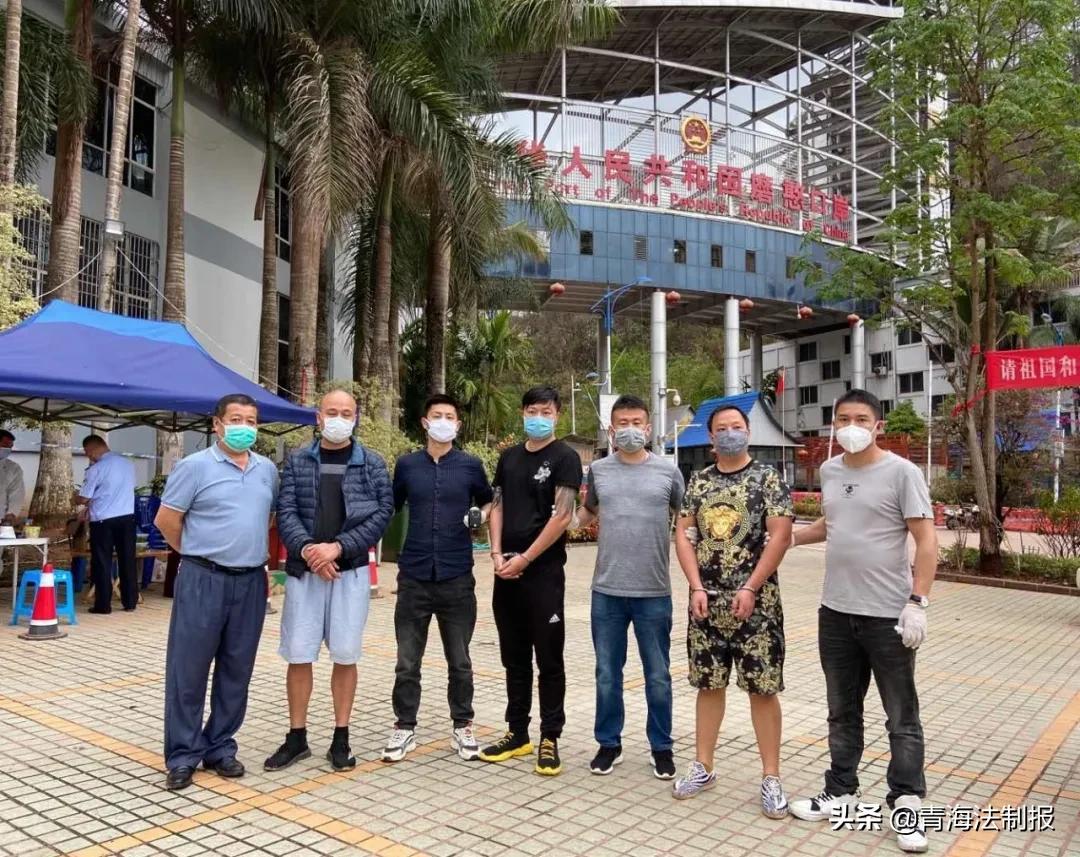 西宁警方侦破刘国忠涉黑涉恶案件纪实安卓版