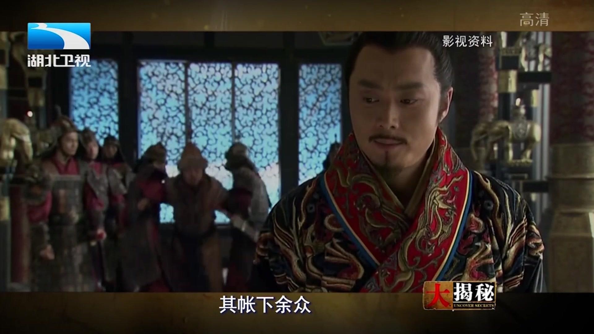 李世民上位遭突厥二十万军压境,为何其只带六人迎战? 大揭秘安卓版