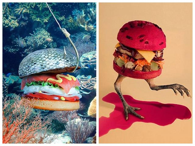 这些世界之最的汉堡,你一定没吃过!插图9