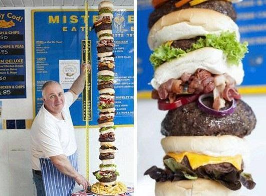 这些世界之最的汉堡,你一定没吃过!插图5