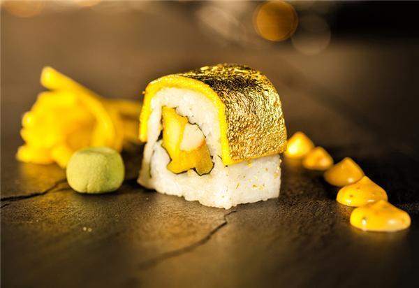 这些金子做的土豪级别的美食,你一定没吃过!插图
