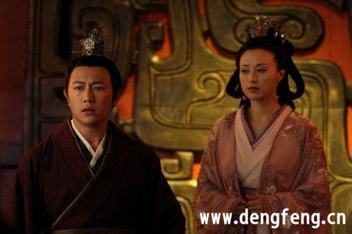 薄姬庙,刘邦妃子薄妃在登封的美丽传说,探秘太后庙