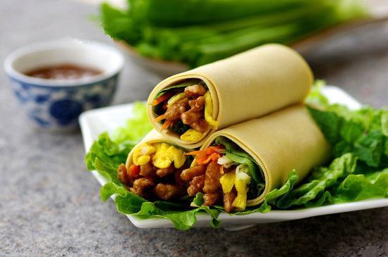 炎夏这些蔬菜饭,让无肉不欢的人也能吃出满满的幸运插图