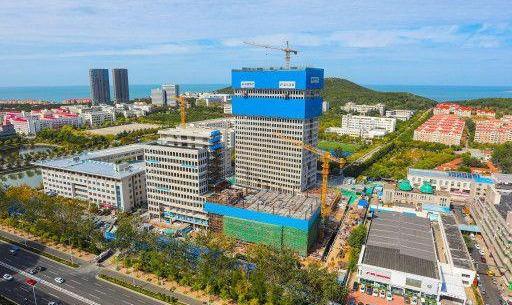 威海高新区12个重点项目实现投产