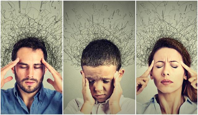 抑郁、焦虑、强迫症,中国人的三大精神障碍