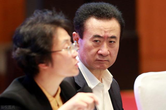 从首富到首负,王健林重回老本行,给销售定了一千亿的小目标
