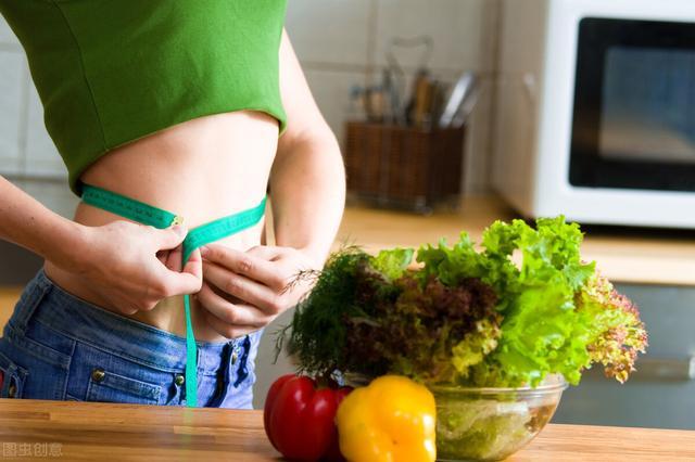 最近减肥增加运动控制饮食,体重却长了?3原则不对咋减都白费!