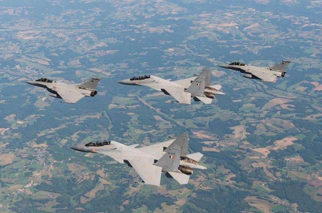 印度空军多不靠谱?组建到现在坠毁千架战机,三分之一和操作有关-第3张