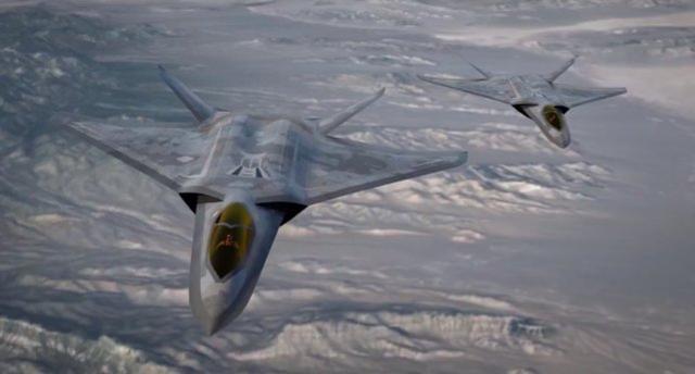 美媒:美军六代战机原型机秘密完工,已试飞可迅速投产-第3张