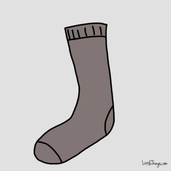 「心理测试」选择一款你喜欢的袜子,了解你的性格特质-第3张