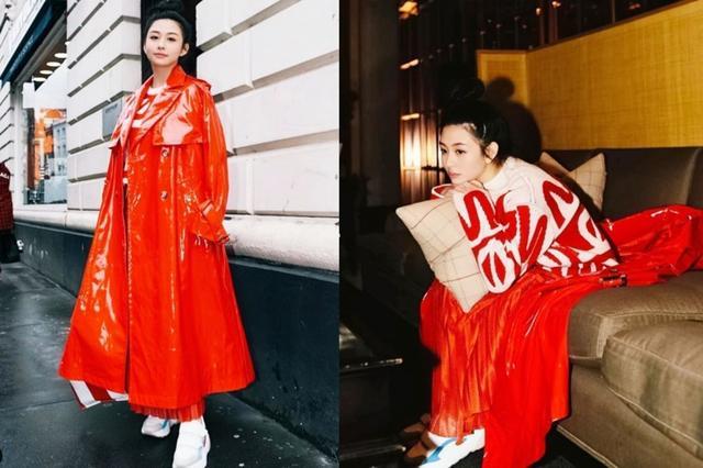 邱淑贞女儿沈月登上大刊封面,18岁星二代的时装进化之路-第8张
