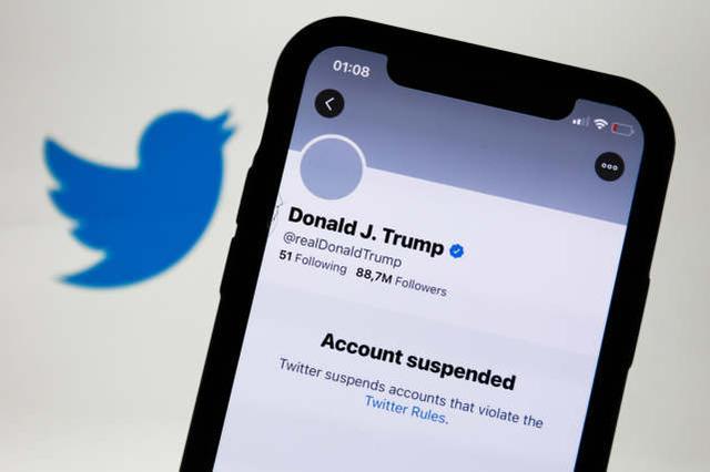 这就是封杀国家元首的后果?特朗普账号遭禁后,推特股价暴跌