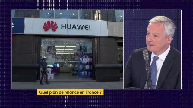法国经济和财政部部长:不会禁止华为在法投资5G 但会保护敏感领域-今日股票_股票分析_股票吧