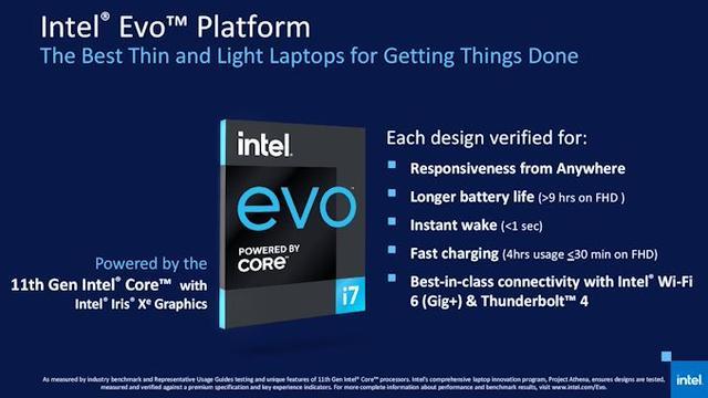 正面迎击 AMD,反手掰腕苹果本,Intel 反击战打响