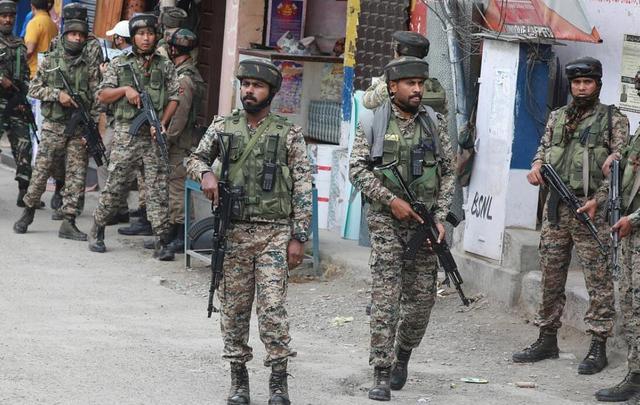 5日凌晨,边境再次爆发激烈交火,印军2死3伤,周边地区被封锁