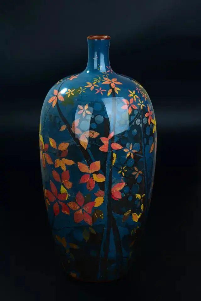李瑞生的紫陶油画刻填 紫陶特点-第7张