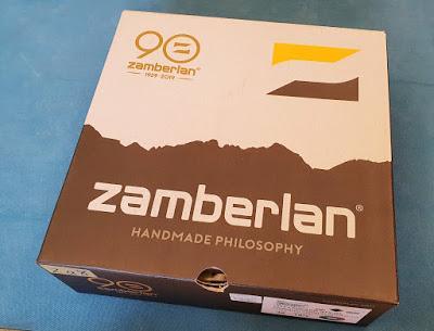 贊貝拉(zamberlan) 登山鞋開箱,來自意大利的诺亚彩票下载wx17 com品牌