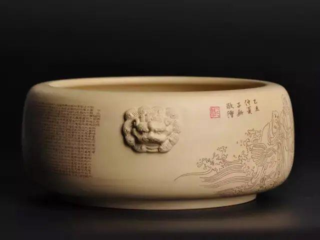 建水紫陶产品之茶具系列 紫陶特点-第8张