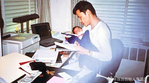 李国庆自曝和俞渝被儿子告上法庭,三问儿子是否是俞渝背后支持