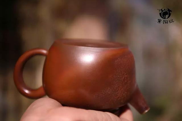 柴烧陶器的最终效果是由什么决定的? 紫陶特点-第4张