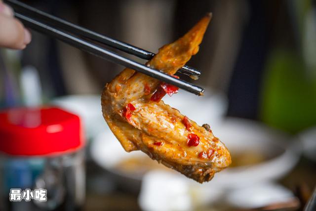 晓得你爱吃肉,特地为你引荐平顶山这家火遍全网的火锅鸡插图8