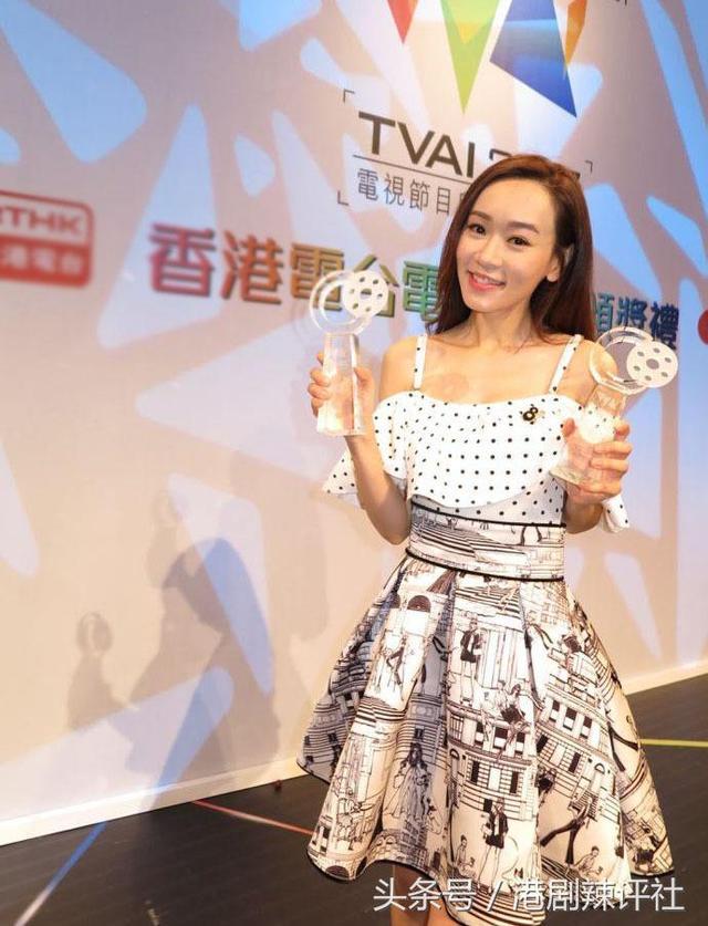 TVB花旦重提《人生馬戲團》事件,與鍾嘉欣拍戲時遇襲,失蹤2小時