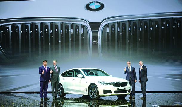 汽车 股比,合资车企股比调整箭在弦上 豪华品牌或率先开放