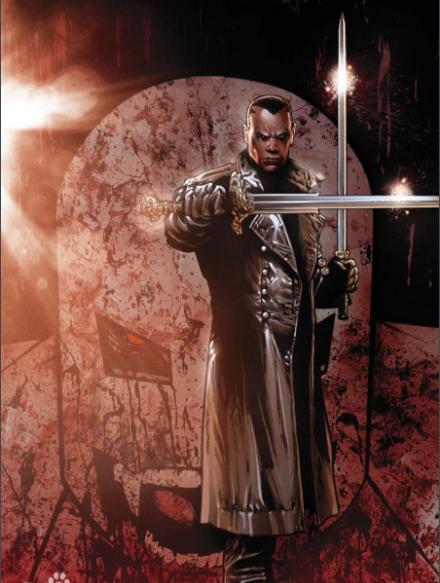 刀锋战士:一位致力于端掉吸血鬼的半人半吸血鬼猎人