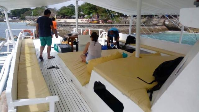 娜鲁苏安岛,玩点不一样的海岛,宿务出海体验,了解一下