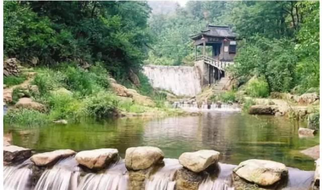 2020想去中国平顶山旅游景点:三苏园,石人山大峡谷,好运谷插图3