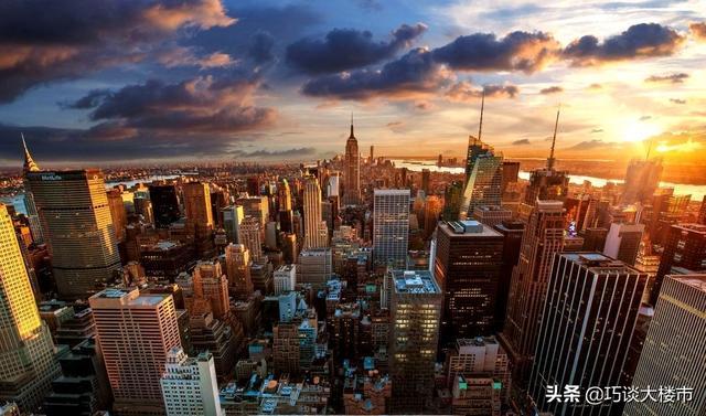 回望近二十年房价趋势,伴随着城市化水平持续提升