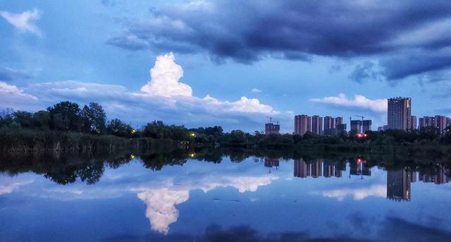 平顶山又一大型公园开建,将成为河南首个劳模主题公园插图3