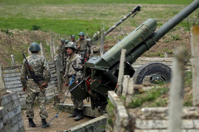 """免不了沦为大国角斗场!亚美尼亚第三摩托化步兵团被\""""全歼\"""",土耳其却在此时派兵介入-第3张"""