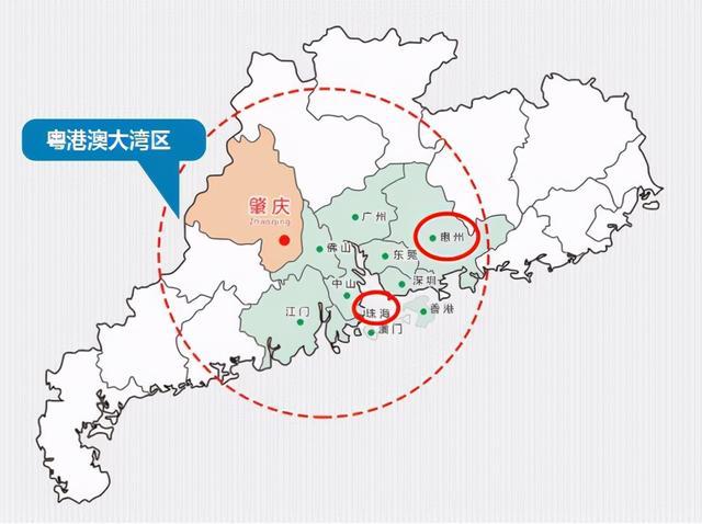 未来五年厦门可否替代惠州市?