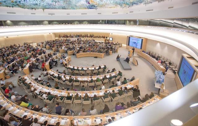 54国要求联合国调查美种族歧视问题,澳大利亚急了,插手阻止调查