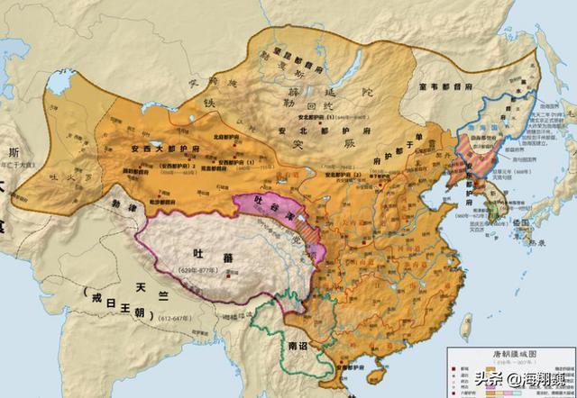 唐代皇帝顺序表,知识点:唐朝历代皇帝顺序