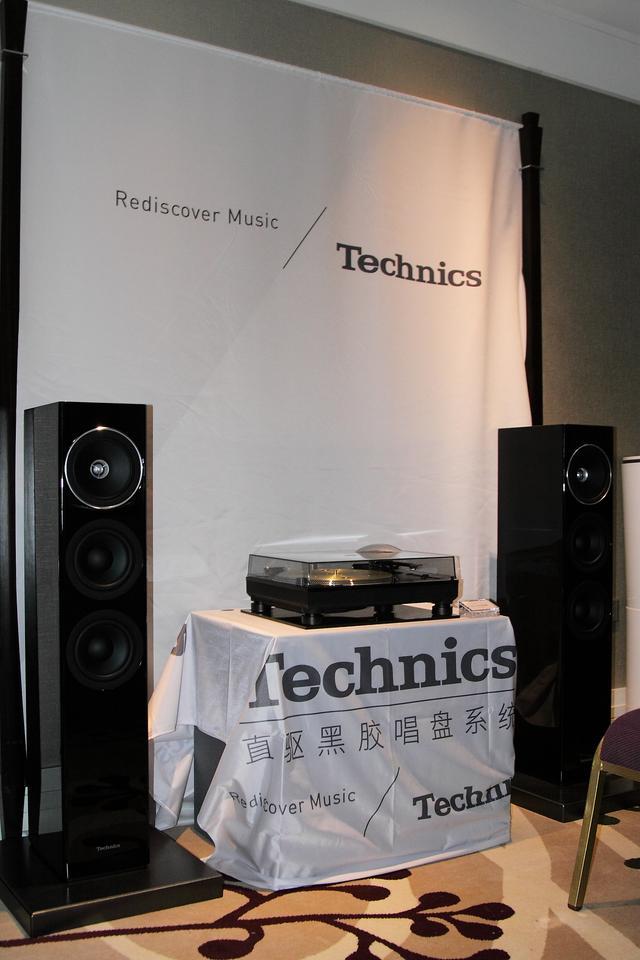 Technics新品黑胶唱机首次亮相上海SIAV国际音响展