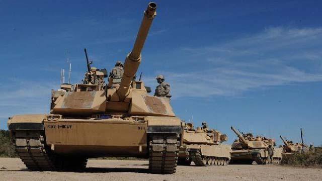 蔡英文欲购美M1A2坦克防登陆战 被批高价买垃圾 国台办强硬回应www.smxdc.net