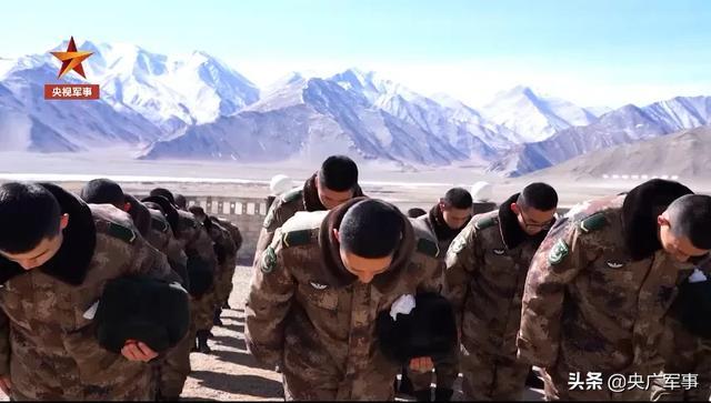 震撼!全军海拔最高的烈士陵园,每一位长眠于此的英雄都不曾被遗忘!-第8张