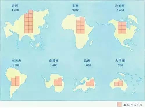 「高中地理」24张地图+地理知识点背诵口诀!记忆就是这么简单