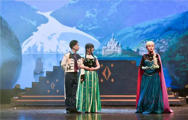禹州东腾南郡大型魔幻舞台亲子儿童剧《冰雪奇缘》即将开启