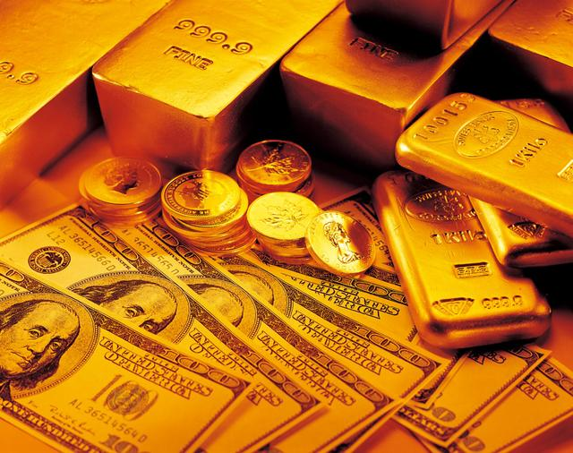 黄金,白银迎来最好的上涨机会-今日股票_股票分析_股票吧