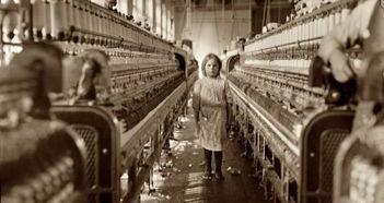 人类工业革命史——工业革命与剥削失业,为何革命总与危机相伴?