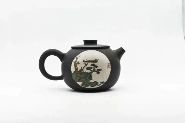 潘博-80后实力紫陶制作匠人 紫陶特点-第3张
