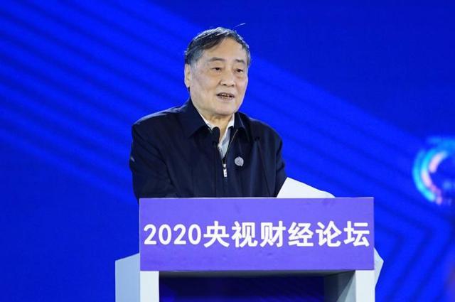 宗庆后亮相2020央视财经论坛,谈新格局下的实业使命