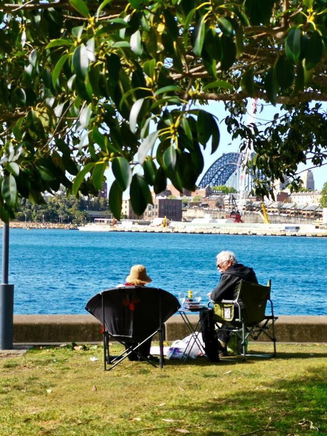 看了就感觉美好!一组悉尼的浪漫街拍