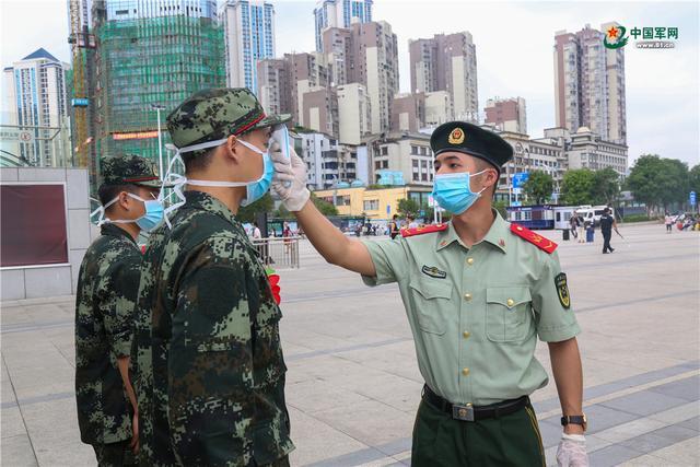 开启军旅生涯新篇章,武警广西总队柳州支队这样欢迎新兵入营-第6张