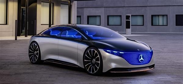 宁德时代牵手奔驰!为旗舰车EQS提供电池,续航超700KM,明年上市