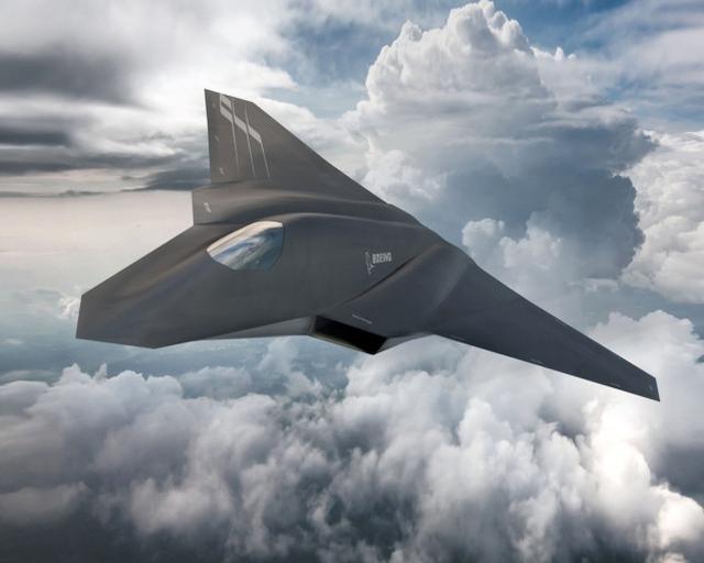 美媒:美军六代战机原型机秘密完工,已试飞可迅速投产-第1张